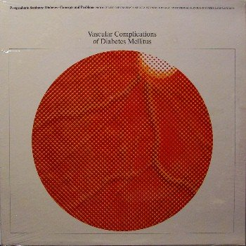 Diabetes Mellitus - Vascular Complications - Sealed Vinyl LP Record - Medical Drugs Odd Unusual