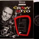 Crazy Otto - Vinyl LP Record - Original Mono - Exotic Piano Music - Odd Unusual