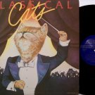 Classical Cats - Vinyl LP Record - Feline / Cat Theme - Animal Odd Unusual