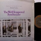 Carlos, Walter - The Well Tempered Synthesizer - Vinyl LP Record - Moog Electronic Odd Unusual