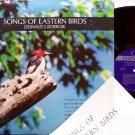 Songs Of Eastern Birds - Vinyl LP Record / Book - Animal Odd Unusual