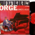 Borge, Victor - Comedy In Music - Vinyl LP Record - Original Mono - Comedy Odd Unusual