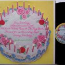 Avon Company Promo Album - A Most Unusual Day - Vinyl LP Record - Birthday Present Odd Unusual