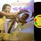 Taylor, Vic - Reflections - Vinyl LP Record - Jamaica Pressing - Reggae