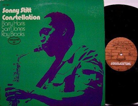 Stitt, Sonny - Constellation - Vinyl LP Record - Jazz