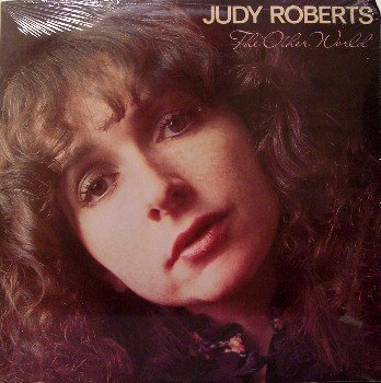 Roberts, Judy - The Other World - Sealed Vinyl LP Record - Inner City Label - Jazz Fusion Funk
