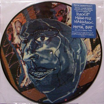 "Hancock, Herbie - Rockit Picture Disc - Remixes - 12"" Vinyl Record - Jazz"