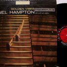 Hampton, Lionel - Golden Vibes - Vinyl LP Record - Columbia 6 Eye Label - Jazz