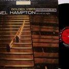 Hampton, Lionel - Golden Vibes - Vinyl LP Record - Columbia 6 Eye Label - Jazz