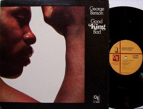 Benson, George - Good King Bad - Vinyl LP Record - Jazz