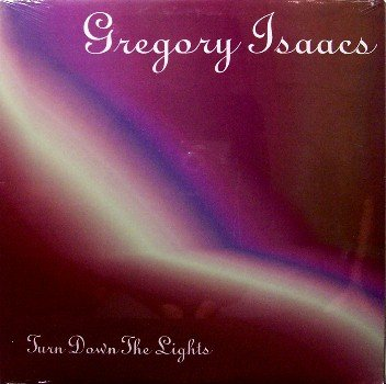 Isaacs, Gregory - Turn Down The Lights - Sealed Vinyl LP Record - Reggae