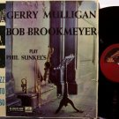Mulligan, Gerry & Bob Brookmeyer Play Phil Sunkel - Jazz Concerto Grosso - Vinyl LP Record - UK HMV