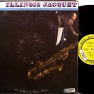 Illinois Jacquet - 1st Epic Label Release - Vinyl LP Record - Promo Copy - 1962 Mono Jazz