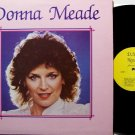 Meade, Donna - Self Titled - Vinyl LP Record - Private Label - Country