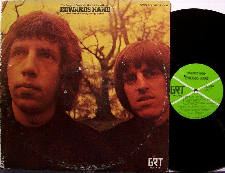 Edwards Hand - Vinyl LP Record - Piccadilly Line / George Martin - Rock