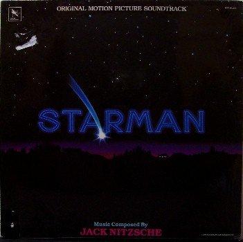 Starman - Soundtrack - Sealed Vinyl LP Record - Jack Nitzsche - Star Man - OST