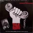 Talk Radio - Soundtrack - Sealed Vinyl LP Record - Stewart Copeland of The Police - OST