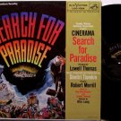 Search For Paradise - Soundtrack - Vinyl LP Record - 1957 - Dimitri Tiomkin / Robert Merrill - OST