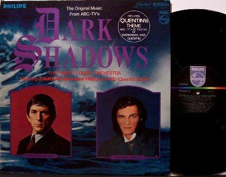 Dark Shadows - Soundtrack - Vinyl LP Record - OST