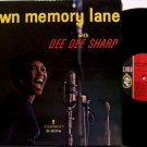 Sharp, Dee Dee - Down Memory Lane With - Vinyl LP Record - Cameo Label - Mono - R&B Soul