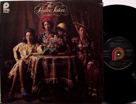 Pointer Sisters - Self Titled - Vinyl LP Record - R&B Soul