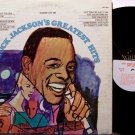 Jackson, Chuck - Greatest Hits - Vinyl LP Record - R&B Soul