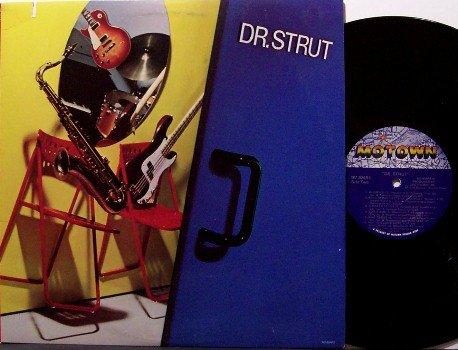 Dr. Strut - Self Titled - Vinyl LP Record - Dr Doctor - Motown R&B Soul Funk