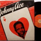 Ace, Johnny - Memorial Album I I - Vinyl LP Record - Original Duke Label - Mono - R&B Soul Doo Wop
