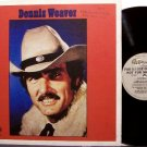 Weaver, Dennis - Vinyl LP Record - McCloud Sings Country Music - 1972 - Promo - Weird Unusual