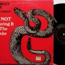 Cox, Harvey - Not Leaving It To The Snake - VInyl LP Record - Xian Weird Unusual