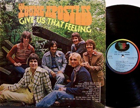 Young Apostles, The - Give Us That Feeling - Vinyl LP Record - Christian
