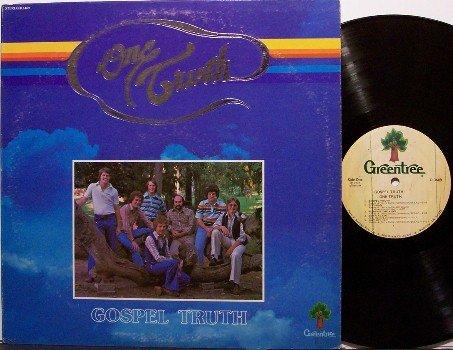 One Truth - Gospel Truth - Vinyl LP Record - Contemporary Christian