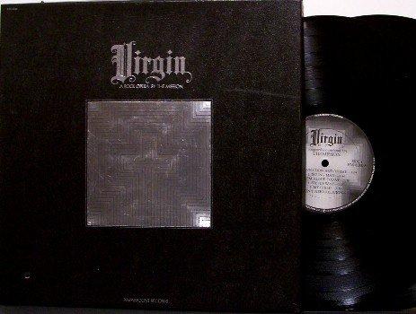 Mission, The - Virgin - Christian Rock Opera - Vinyl 2 LP Record Box Set + Booklet - 1972