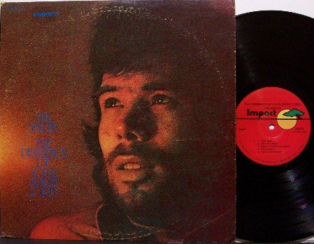 Magee, Len - The Presence Of Your Spirit Lord - Vinyl LP Record - U.S. Pressing - 70's Christian