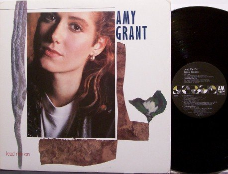 Grant, Amy - Lead Me On - Vinyl LP Record - Contemporary Christian