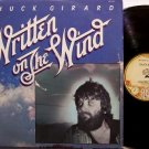 Girard, Chuck - Written In The Wind - Vinyl LP Record - Contemporary Christian