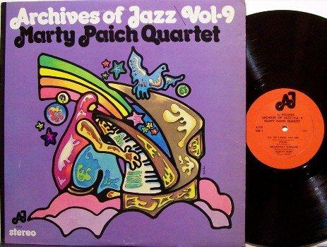 Paich, Marty Quartet - Archives Of Jazz Volume 9 - Vinyl LP Record