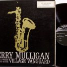 Mulligan, Gerry - At The Village Vanguard - Vinyl LP Record - Verve Jazz