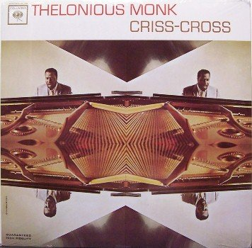 Monk, Thelonious - Criss-Cross - Sealed Vinyl LP Record - Criss Cross - Jazz