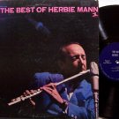 Mann, Herbie - The Best Of Herbie Mann - Vinyl LP Record - Mono - Prestige Jazz