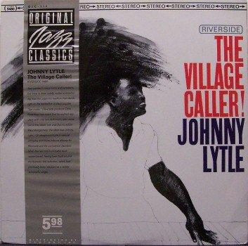 Lytle, Johnny - The Village Caller - Sealed Vinyl LP Record - Caller! - Jazz
