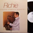 Kamuca, Richie Quartet - Richie - Vinyl LP Record - Concord Jazz