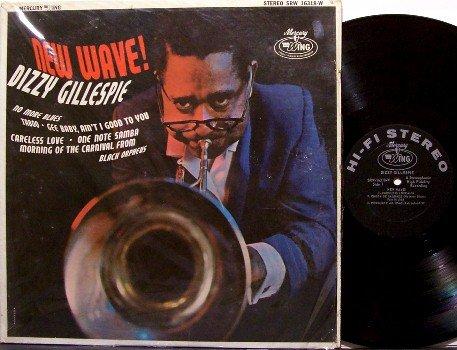 Gillespie, Dizzy - New Wave - Vinyl LP Record - Wave! - Jazz