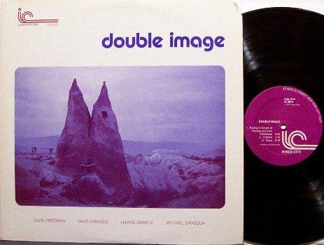 Double Image - Self Titled - Vinyl LP Record - Inner City Jazz