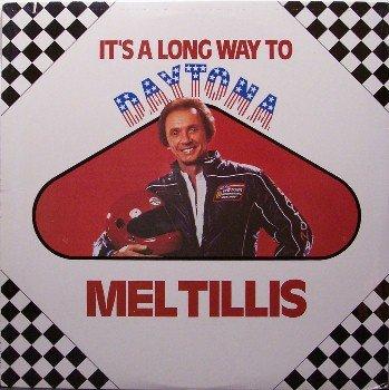 Tillis, Mel - It's A Long Way To Daytona - Sealed Vinyl LP Record - Its - Country