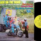 Thunder On The Road - Vinyl LP Record - Minnie Pearl, Johnny Bond etc - Starday Country