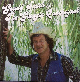 Smith, Gerald - The Georgia Quackerjack - Sealed Vinyl LP Record - Weird Private Country Outsider