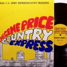 Price, Gene Country Express - US Army Radio Show August 1974 - Vinyl 2 LP Record Set