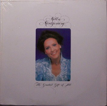 Montgomery, Melba - The Greatest Gift Of All - Sealed Vinyl LP Record - Country Gospel
