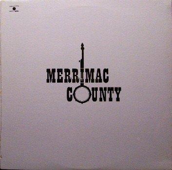 Merrimac County - Sealed Vinyl LP Record - Bluegrass